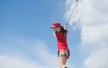 ゴルフスイング1