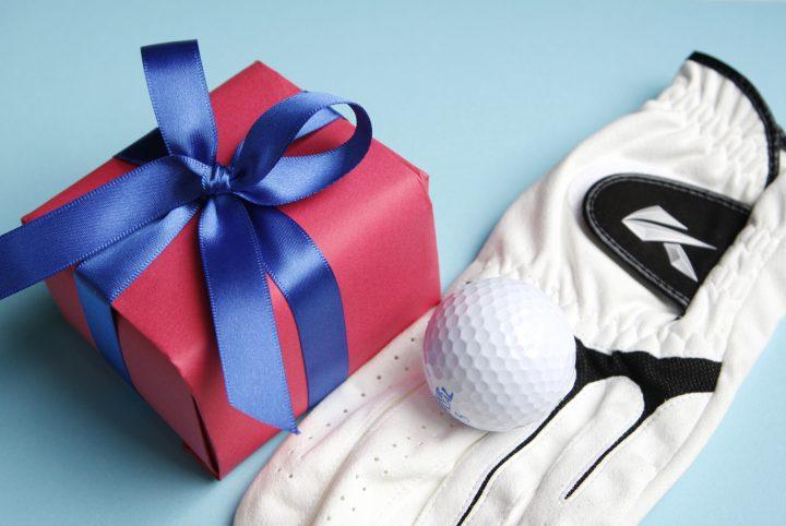 ゴルフプレゼント