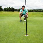 ゴルフのパット時の適切な距離感とは