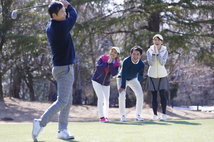 直前に予約可能なゴルフ場