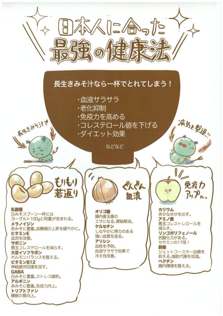 長生き味噌汁_解説